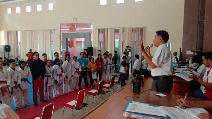 Berikut Daftar Juara O2SN SMA dan SMK Cabor Karate