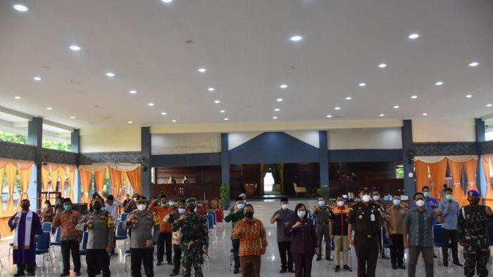 Deklarasi Damai Bersama Tokoh Lintas Agama, Tokoh Adat dan Tokoh Masyarakat Kabupaten Sintang