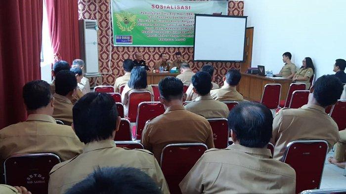 Pemkab Landak Komitmen Tingkatkan Pemanfaatan DBH Cukai Hasil Tembakau