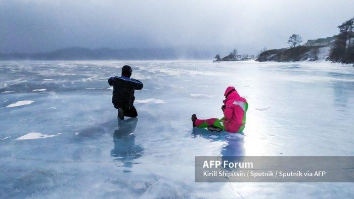 Mengenal Siberia, Daerah Salju Abadi yang Dilintasi Gerhana Matahari Cincin Hari Ini 10 Juni 2021