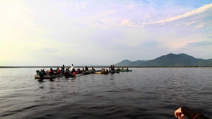 Parade Perahu Tradisional Festival Danau Sentarum 2018 Akan Digelar di Dusun Kedungkang