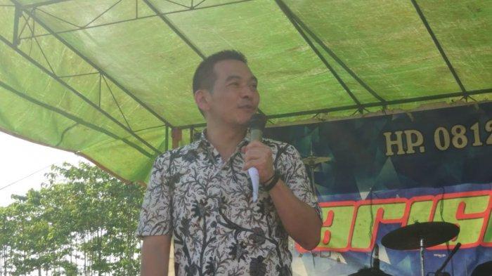 Daniel Johan Dorong Aspirasi Anggota DPRD PKB Bantu Damkar Swasta