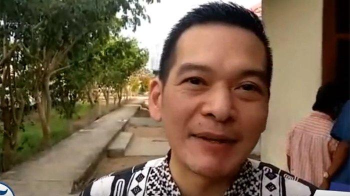 Daniel Johan Mengucapkan Selamat Rakernas Hakka Indonesia