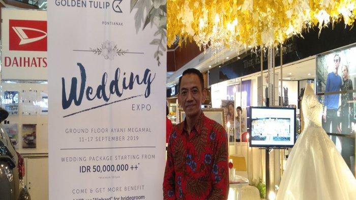 Wedding Expo Golden Tulip Bertabur Benefit
