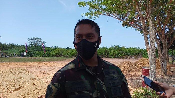 Mayor Marinir Anton Sebut Giat Hanmars untuk Jaga Kesiapan Kondisi Fisik Anggota