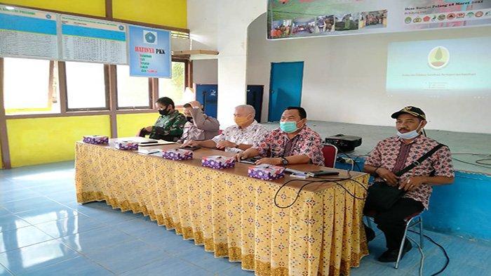 Yayasan Tropenbos Indonesia Inisiasi Pertemuan Antar Desa Bahas Kerjasama Pencegahan Karhutlabun