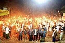 IPNU Kalbar dan Pemuda Tanjung Pasir Sambut Datangnya Tahun Baru Islam