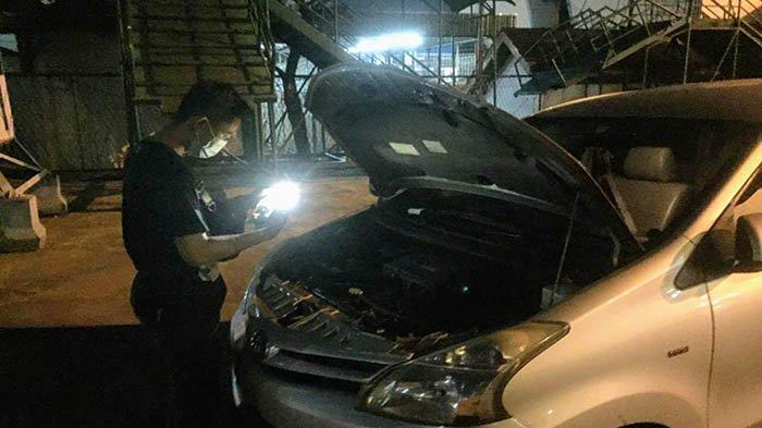 Polisi Amankan Mobil Avanza dari Semarang Tak Bersurat Lengkap Saat di Pelabuhan Dwikora Pontianak