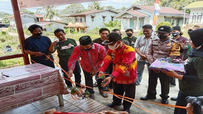 Khatulistiwa Development Sukses Buka Rumah Baca di Desa Balai Karangan Kabupaten Sanggau