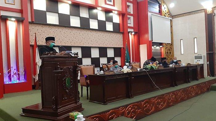 Bupati Atbah Apresiasi Dua Perda Inisiatif dari DPRD Sambas