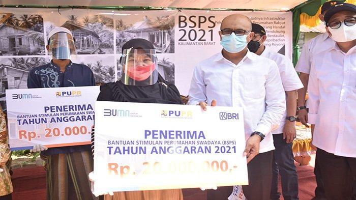 Wakil Ketua Komisi V DPR RI Minta Fasilitator Kawal Pembangunan Rumah Warga Penerima Program BSPS