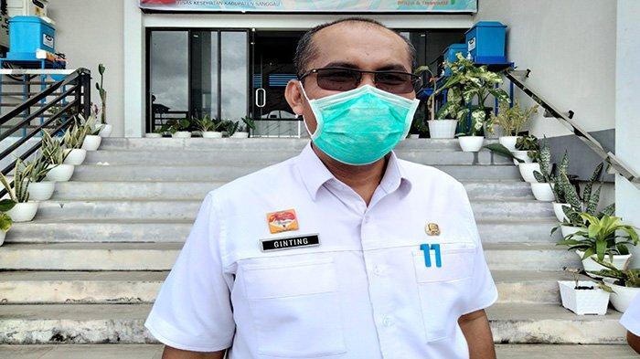 Plt Kadiskes : Kasus COVID 19 di Kabupaten Sanggau Meningkat
