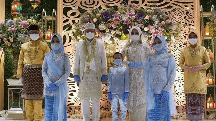 Harisson, Kepala Dinas Kesehatan Kalbar Menikah! Gubernur Sutarmidji Jadi Saksi
