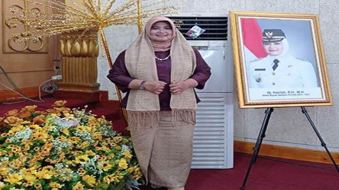 Ibu Kandung Wakil Bupati Sambas Wafat, Hj Hairiah: Mohon Maaf Jika Ibu Saya Semasa Hidup Ada Salah