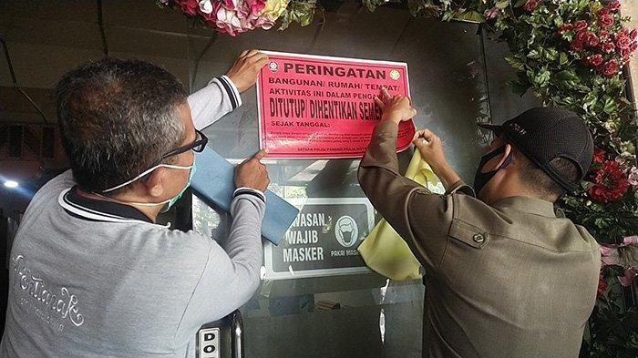 BREAKING NEWS -Berulang Kali Dapati Anak Bawah Umur Saat Razia Prostitusi, Hotel Nusantara Disegel