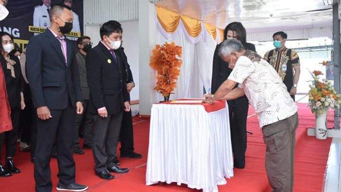 BPC HIPMI Ketapang Dilantik, Martin Rantan Harap Hipmi Jadi Mitra Pemkab Bangun Ketapang