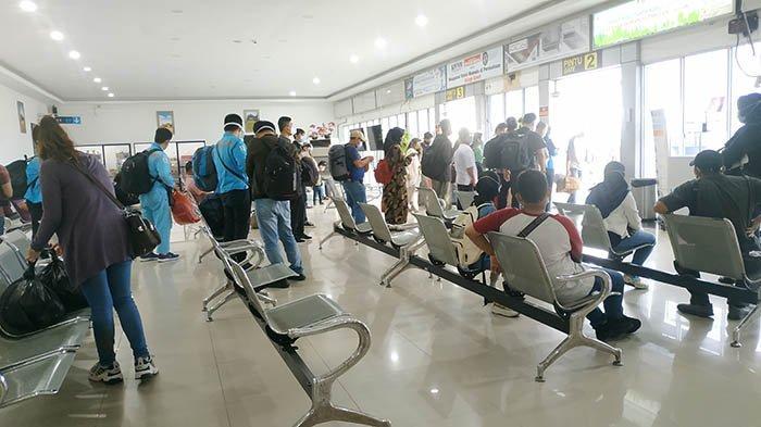 Masa Larangan Mudik Berakhir, Aktivitas Penerbangan di Bandara Rahadi Oesman Ketapang Kembali Normal