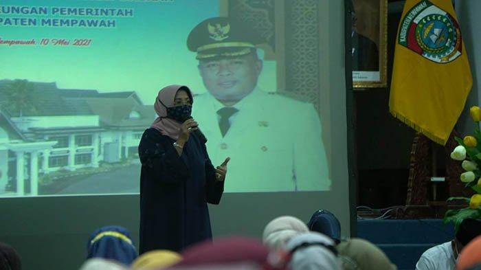 Manfaatkan Momentum Penghujung Ramadan, Bupati dan Wabup Mempawah Gelar Silaturahmi Bersama OPD