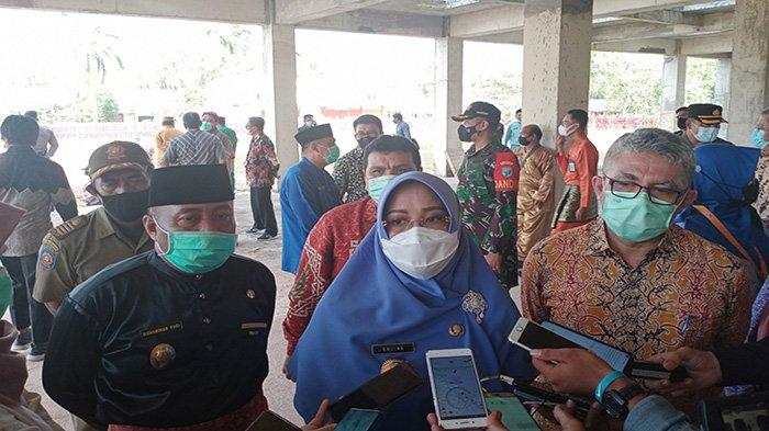 Sekjen Kemenkes RI Kunker ke Mempawah, Erlina Sampaikan Progres Pembangunan Rumkit RSUD Dr Rubini