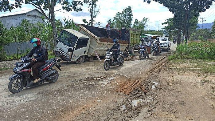 Tjhai Chui Mie Prediksi Pembangunan Fisik Jalan Singkawang Timur Mulai Pengerjaan Mei Mendatang