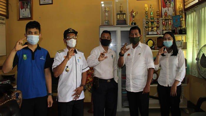 Sukardi : Manfaatkan Website Kecamatan Sebagai Sarana Publikasi dan Pelayanan Publik