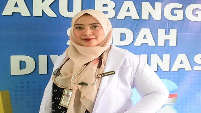 KISAH Jihan Anugrah Bersama Suami Saat Menjadi Dokter Relawan COVID di Pontianak - ddjmjmkjkjk.jpg