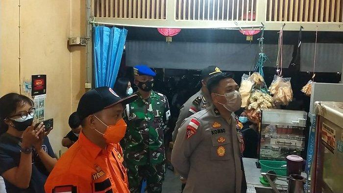 Satgas Penanganan COVID 19 Kabupaten Sanggau Lakukan Razia dan Penegakan Disiplin Prokes