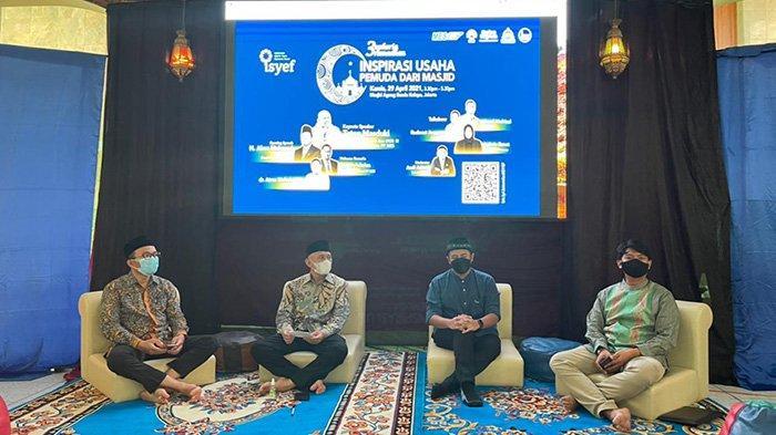 Menteri Koperasi dan UKM RI Dukung ISYEF Memajukan Usaha Pemuda dari Masjid