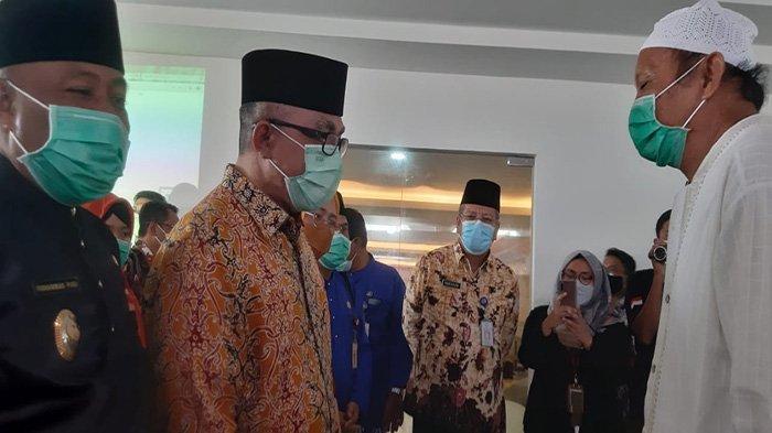 Total 245 PMI Dikarantina di Gedung BPSDM Provinsi Kalbar, Berikut Sebaran Daerah Asal