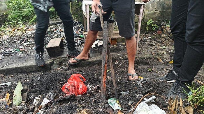 Polres Singkawang Masih Dalami Motif Dari Pembunuhan yang Dilakukan Anak kepada Ayah Kandung