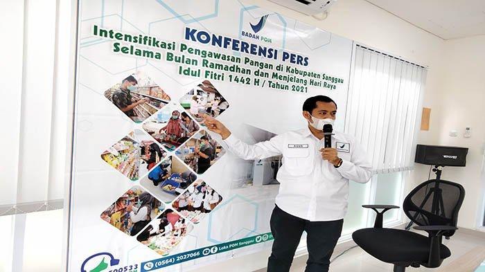 Loka POM Sanggau Lakukan Intensifikasi Pengawasan pada Pangan Olahan Tanpa Izin Edar