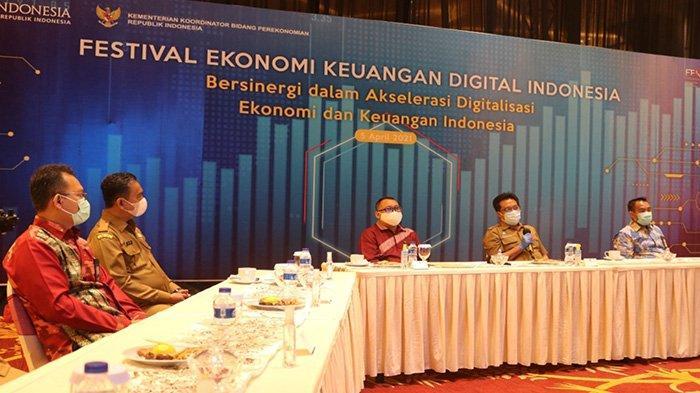 Sekda Kalbar Nilai Keamanan Jaringan TI Kunci Penting Digitalisasi Transaksi Keuangan