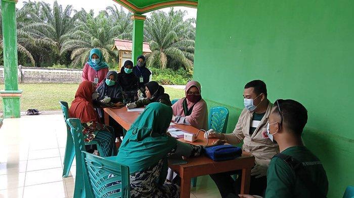 Gabungan Ormas Islam di Sanggau Gelar Safari Ramadan 1442 H di Desa Inggis