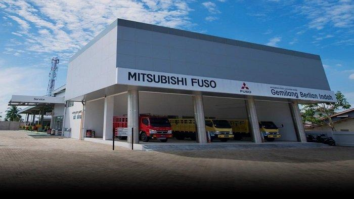SRIKANDI GROUP Resmikan Dealer Kendaraan Komersil Mitsubishi FUSO di Kota Singkawang