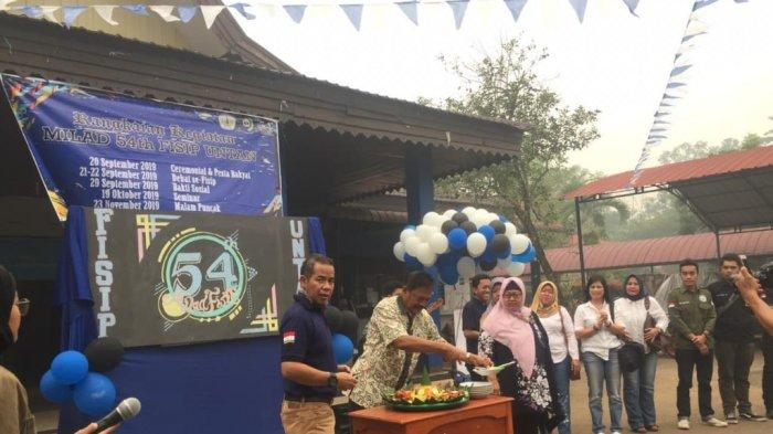 Wujudkan Pusat Kampus Sosial dan Budaya di HUT Fisip Untan ke 54