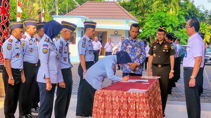 Kejati Kalbar dan Ombudsman Apresiasi Janji Kerja Kemenkumham