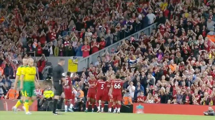 Klasemen Liga Inggris | Hasil Premier League | Jadwal Liga Inggris, Liverpool Pesta Gol Laga Perdana