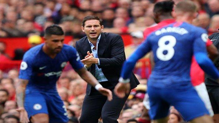 Sedang LIVE, Link Streaming Chelsea vs Southampton - Lampard Pasang Tammy Abraham dan Willian
