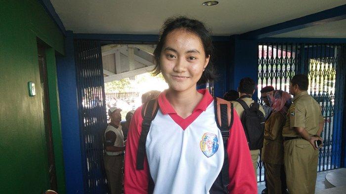 Pengalaman Pertama, Siswi SMAN 7 Optimis Bawa Tim Sekolah Juara