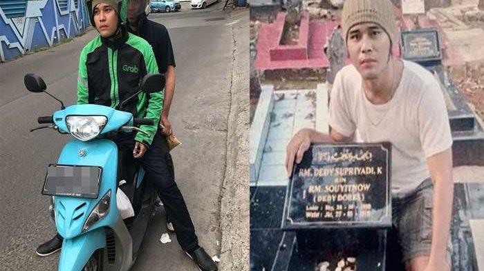 Demi Menyambung Hidup, 2 Anak Artis Top Indonesia Ini Jadi Kuli Bangunan & Driver Ojol