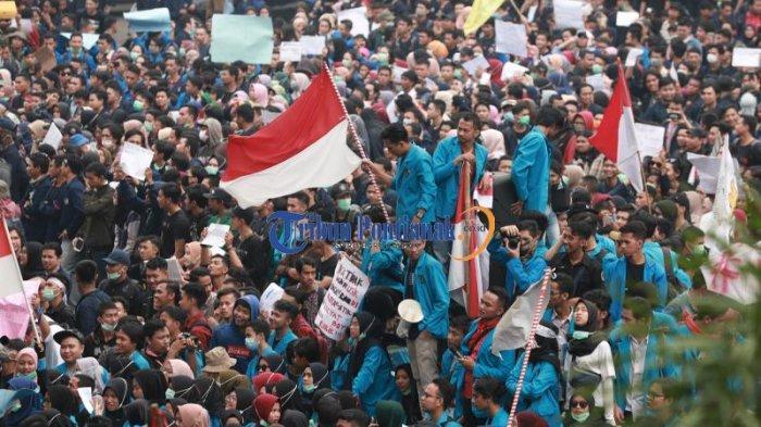 Dapat Masukan dari Tokoh-tokoh, Jokowi Pertimbangkan Terbitkan Perppu UU KPK
