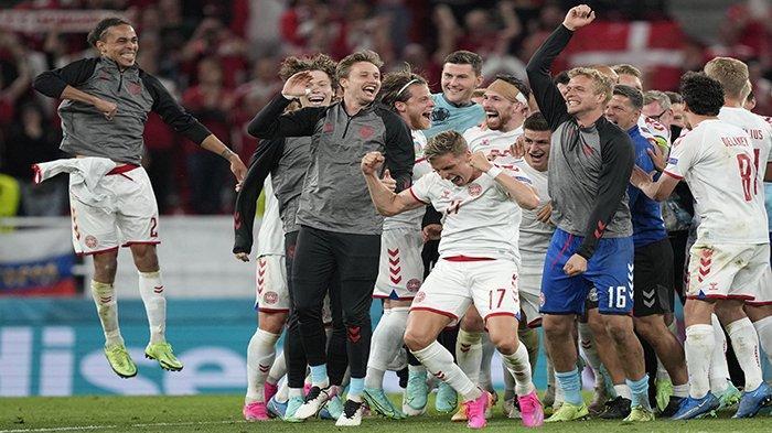 TOP SKOR Piala Eropa dan Daftar Tim Lolos 16 Besar EURO Lengkap Klasemen Juara 3 Terbaik Grup