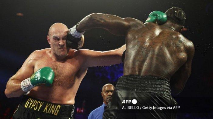 Jadwal Deontay Wilder vs Tyson Fury 3, Siaran Langsung Tinju Dunia Kelas Berat di ESPN Plus