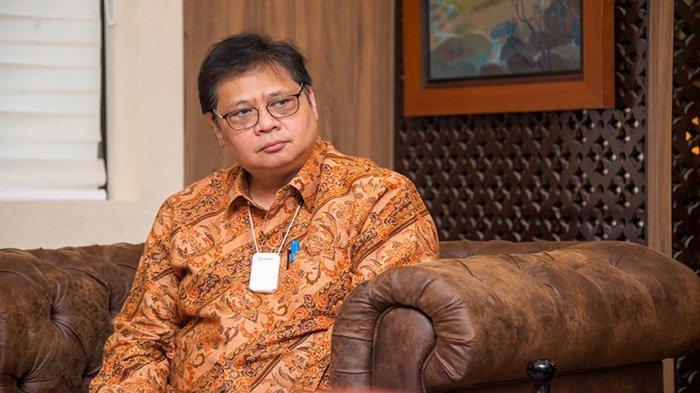 SOSOK Airlangga Hartarto, Cucu Pejuang Kemerdekaan Asal Sukabumi R H Didi Sukardi