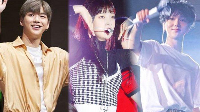 DERETAN Idola K-Pop yang Lahir pada Shio Tikus, Kang Daniel, Yesung Suju hingga Joy Red Velvet