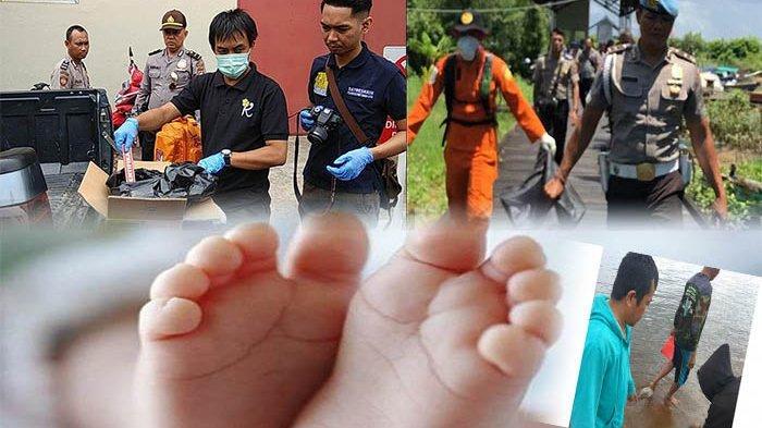 Deretan Kasus Temuan Mayat Bayi di Kalbar, Temuan di Komplek Pusat Perbelanjaan Hingga Pantai