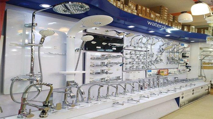 Studio Bangunan Hadirkan Diskon 20% untuk Semua Produk Waterplus
