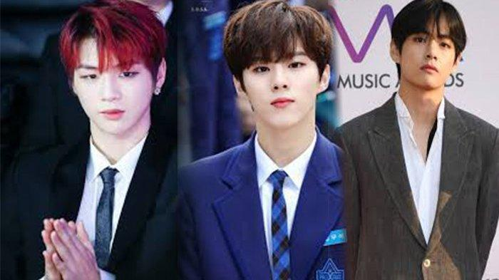 Deretan Top 6 Idol K-Pop Tertampan Pilihan Netizen, Kang Daniel  & Kim Wooseok Ungguli V BTS