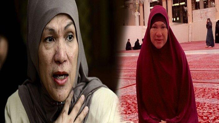 Sahabat Almarhum Elly Kasim, Dorce Gamalama Tak Sadarkan Diri Hingga Drop Berat