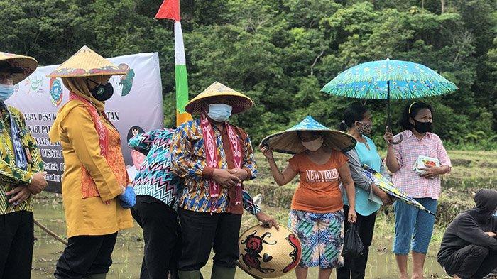 Desa Pentek Kabupaten Mempawah Jadi Desa Pertama yang Dicanangkan Menjadi Desa Wisata Berkelanjutan
